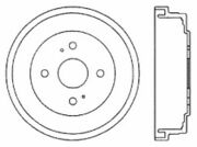 Centric Parts 123.44009 Brake Drum For Select 71-87 Toyota Models