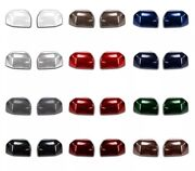 Oem 2017-2020 F-250 Pre Painted Standard Mirror Cover Caps Pair- All Colors