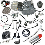 Geniue Lifan 140cc Engine Motor Kit For Pit Bike Coolster Apollo Ct70 Ct90 Atc70