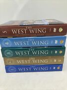 The West Wing Season 1-5 Dvd Sets Season 1, 2, 3, 4, And 5 Complete