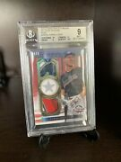2019 Topps Triple Threads All Star Patches Ruby Aaron Judge. True 1/1. Bgs Slab.