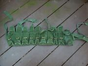 Chinese Army Sks Ammo Pouch Chest Rig 56 Sks Carbine Ammo Pouch Vet Bring Back