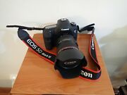 Canon Eos 5d Mark Iii Ef 24-105mm F/4l Is I Usm Lens + Case Low Shutter Count