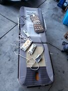 Ceragem Rh1 Therapy Massage Bed With Extra Accessories - Excellent Condition