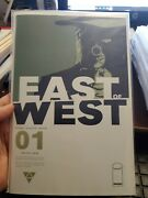 East Of West 2013 Image 1-42 Lot + The World Hickman And Dragotta Htf Books