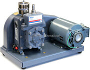 Welch 1400 Duoseal 0.9 Cfm 0.1 Micron 2-stage Vacuum Pump Short Path With Filter