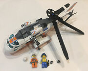 Lego City 60013 Coast Guard Helicopter Incomplete