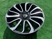 New Set Range Rover 22 Autobiography Wheels Style Rims Hse Sport Supercharged