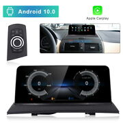 8-core Android 10.0 Car Gps Multimedia Wireless Carplay For Bmw X3 E83 2004-2010