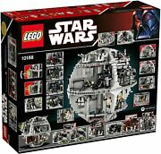 Lego Star Wars Death Star 2008 10188 - 3803 Pieces Collectable Toy Set