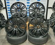 22 Inch 9007 Style Land Rover Discovery Sport New Alloy Wheels And Tyres