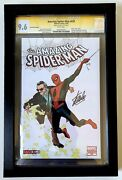 Amazing Spider-man 638 Signed By Stan Lee Super Rare Canadian Expo Variant Af 15