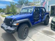 2020 Oem Jeep Wrangler Willys Firestone Tires And 17 Rims