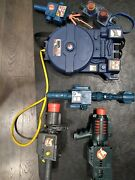 Vintage Ghostbusters Proton Pack And Toys Lot