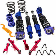 Racing Coilovers Kits For Ford Mustang 4th 1994-2004 Adj. Height + Control Arms