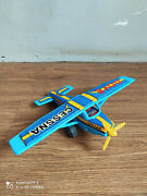 Rare Old Dove Cessna Friction Powered Toy Airplane Of 60's Made In Japan.