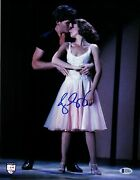 Jennifer Grey Signed Auto Dirty Dancing 11x14 Photo Official Pix And Bas Z53834