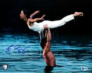 Jennifer Grey Signed Auto Dirty Dancing 11x14 Photo Official Pix And Bas Z53832