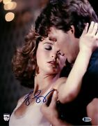Jennifer Grey Signed Auto Dirty Dancing 11x14 Photo Official Pix And Bas Z53828