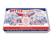 Marx Battle Of The Blue And Gray Play Set Box Series 2000
