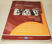 Readings In Philosophy Eastern And Western Sources 2 Edition By George Cronk