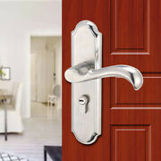Stainless Steel Privacy Door Security Entry Lever Mortise Handle Locks Set Sale