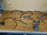 2006 Arctic Cat Dvx 400 Wiring Harness Cdi, On-off Switch, Key Switch,