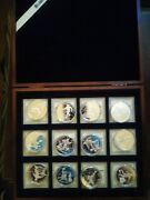 World Cup 1998 Silver Collection - 12 Silver Coins