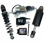 Thundermax Iride Front And Rear Active Air Ride Suspension Harley Touring 21-up