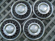 1964 1965 1966 Ford Mustang Galaxie Ranchero Mercury Comet Hubcaps Wheelcovers