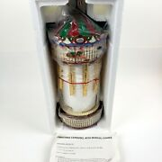 Vintage Avon Christmas Holiday Carousel With Musical Chimes And Horse Brand New