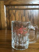 Vintage Dog N Suds Root Beer Glass Mini Childs Childrenand039s Baby Small Mug 3 1/4andrdquo