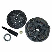 Clutch Kit For Ford/new Holland Tractor 3400 3500 3550 3600 3610 11 Double Pp