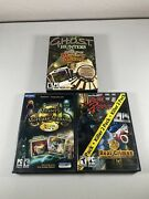 Lot Of Mystery Horor Pc Computer Games Ghost Hunters Jack The Ripper