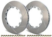 Girodisc Front Rotor Ring Replacements For Porsche Gt3 W/ Girodisc Conversion