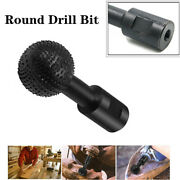 Round Drill Bit Angle Grinder Used For Carving Grinding Head Ball Chisel Tools