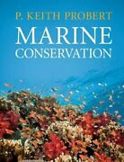 Marine Conservation By Probert P. Keith Book The Cheap Fast Free Post New Book