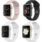 Apple Watch Series 2 38mm 42mm Gps Space Gray Rose Gold Silver