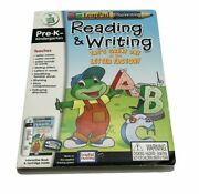 Leappad Plus Writing Learning System Pre-kindergarten Reading And Writing
