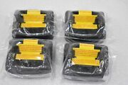 Motorola Rdx Series Replacement Charger Tray Rln6175a Lot Of 4