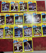 Baseball Cards Drakes 1987 7th Annual Collectors Edition Super Pitchers