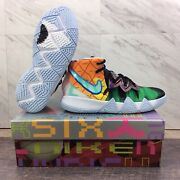 Nike Kybrid S2 What The Kyrie Pineapple Cv0097-900 Size 6.5y Womenand039s Size 8