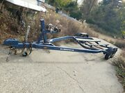 Ez Loader Double Axle Boat Bunk Trailer For Boat