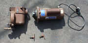 Anthony Pool Pump Brass Bronze Trap Body With 3/4 Horse Power Ao Smith Motor