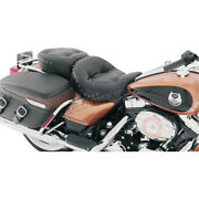 Mustang Seats Regal One-piece Ultra Touring Seat W/black Studs - 76038