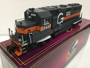 Mth 20-21465-1 Boston And Maine Gp-40 Diesel Engine 342 O Scale 3 Rail New
