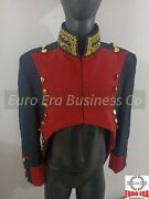 Napoleonic 1st Empire General Division Dragoon Officer Tunic Jacket Frock Coat