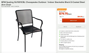 Bfm Seating Outdoor Restaurant Tables And Chairs