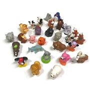 Fisher Price Little People Lot Of 30 Figures All Zoo And Farm Animals
