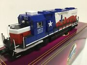 Mth 20-21232-1 Central Texas And Colorado River Gp38-2 Diesel W/ps3 3 Rail O Scale